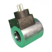 Катушка клапана 12V 5,6ohm Kostal M24x1 Ø18x40