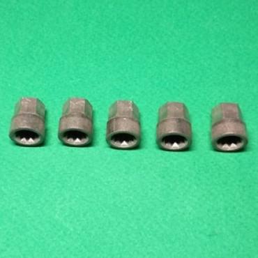 Ремкомплект направляющих суппорта KNORR (головка шлицевая 5 штук)