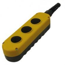Пульт управления 3-х кнопочный без спирального кабеля (2xNO/NC) ZEPRO