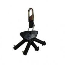 Комплект ключей для выключателя АКБ (универсальный) Dhollandia