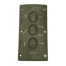 Пульт управления 3-х кнопочный внешний  ZEPRO