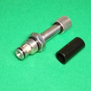 Клапан DA Ø15,0mm M20x1,5 универсальный с втулкой (под катушку 13х39/18х40)