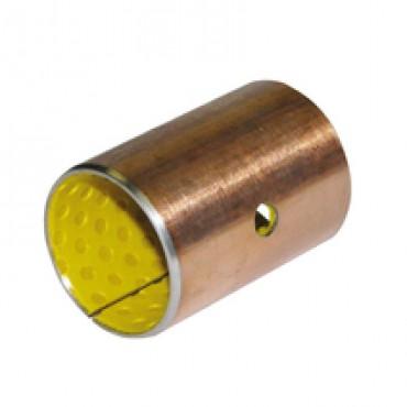 Втулка с синтетической вставкой Ø30/34-50mm Dhollandia