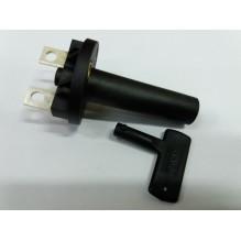 E2007 Выключатель длинный АКБ (пластик)