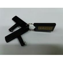 E0076 Комплект ключей батареи O.T. Dhollandia